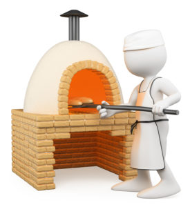 Build your Brick Oven or Wood Fired Pizza Oven with supplies from Rubix Composites in Woburn, MA.